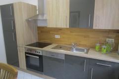 Pirna_Ferienwohnung_Augusto_Küchenzeile